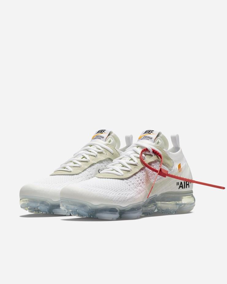 3ba447c3a Nike Sportswear OFF WHITE x Nike Air Vapormax FK AA3831 100