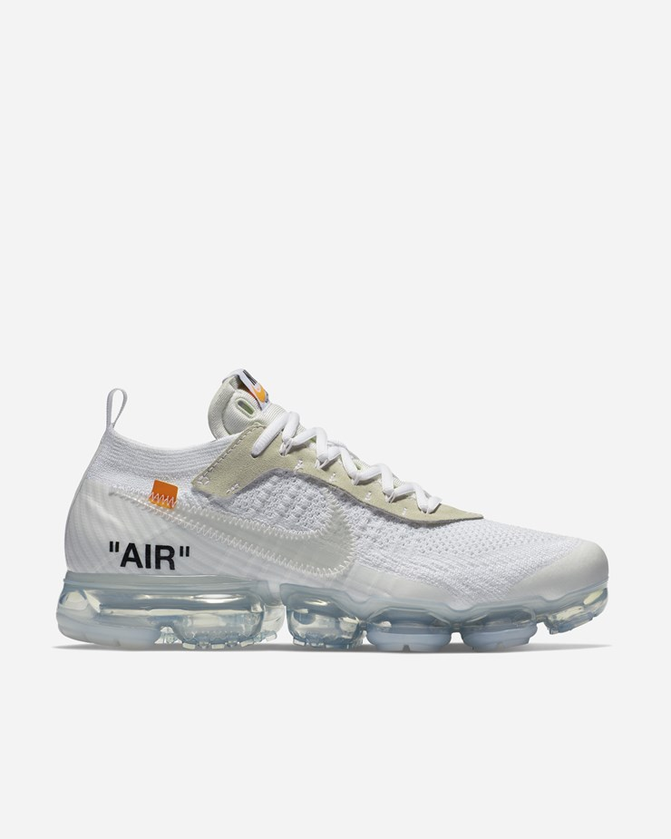 pretty nice b7b13 3548b Nike Sportswear OFF WHITE x Nike Air Vapormax FK White Black