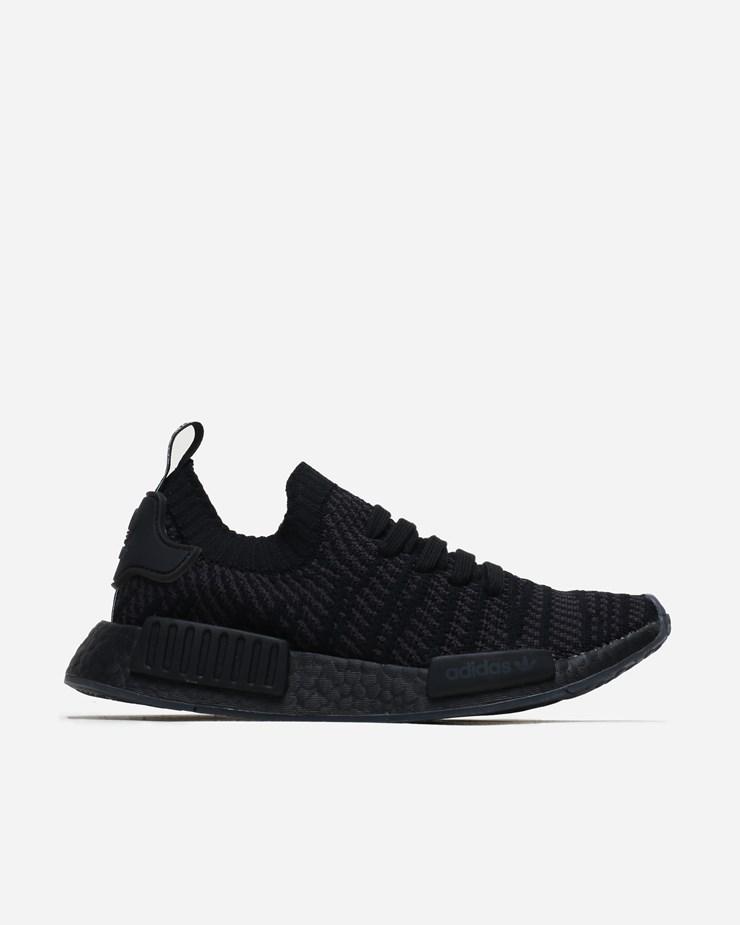 0e3e172acf70e Adidas Originals NMD R1 STLT PK Core Black