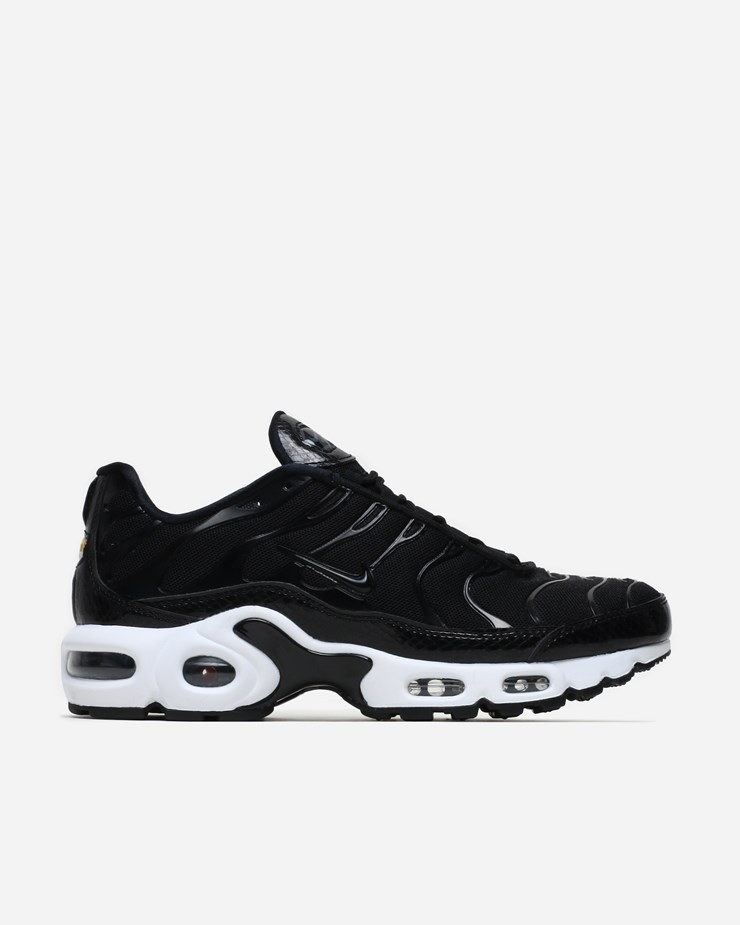 best sneakers 6f8ea 373d1 Nike Sportswear Air Max Plus TN SE 862201 004 | Black/Black ...