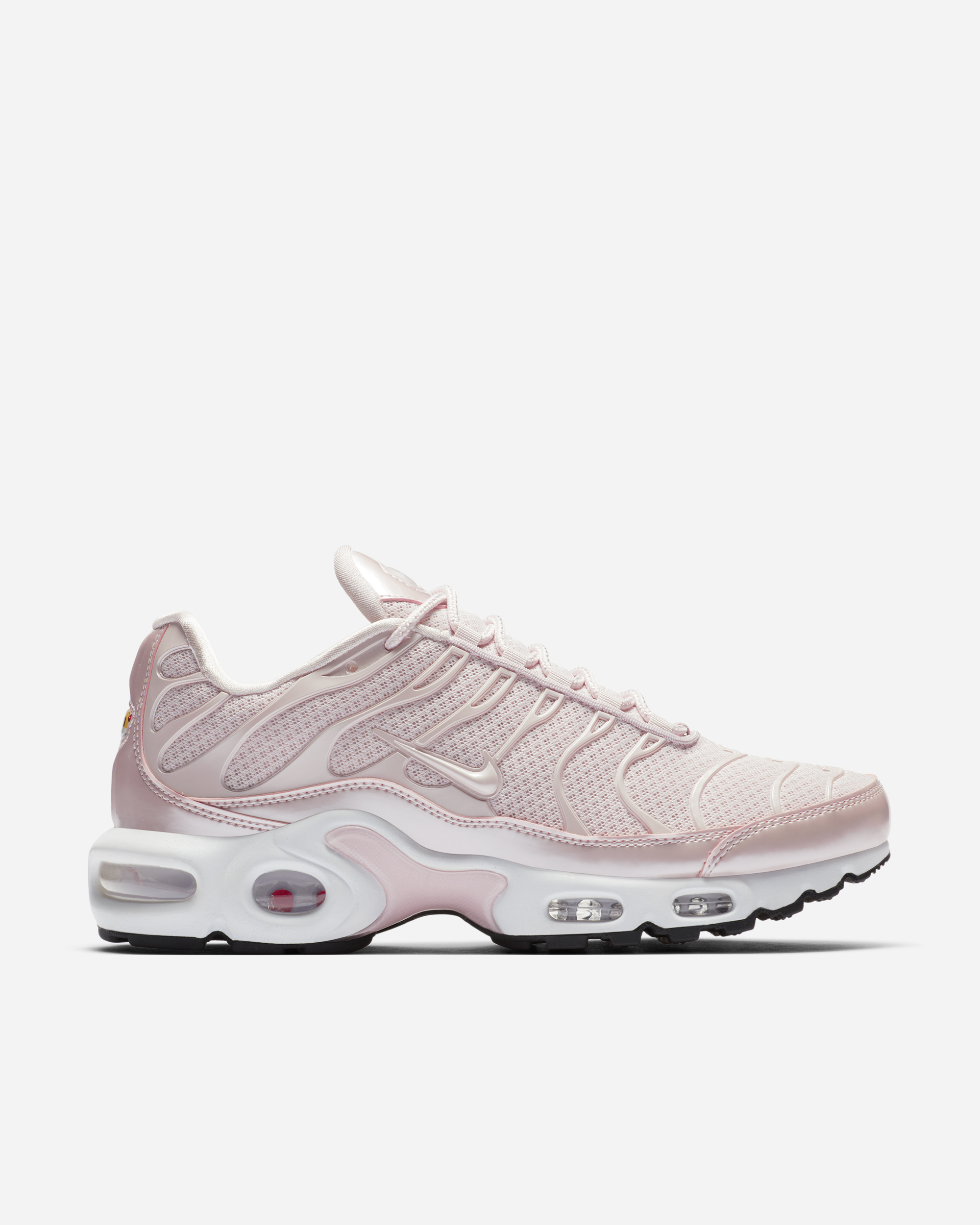 cheapest new lifestyle outlet for sale Nike Sportswear Air Max Plus TN Premium Barely Rose/Black ...