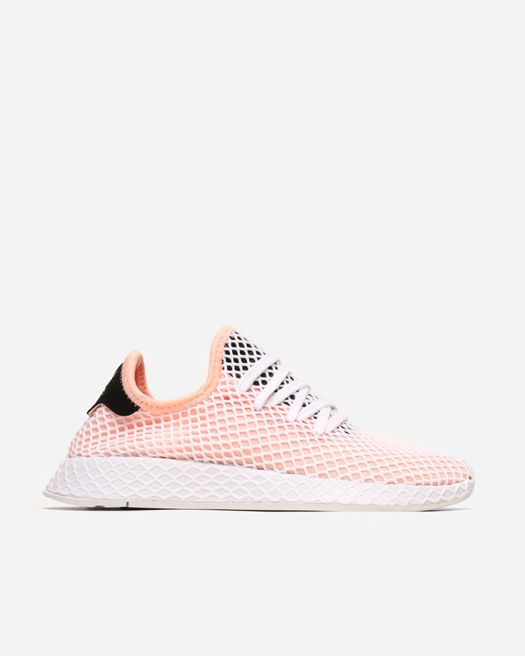pretty nice c7cae 14645 Adidas Originals Deerupt Runner Core Black