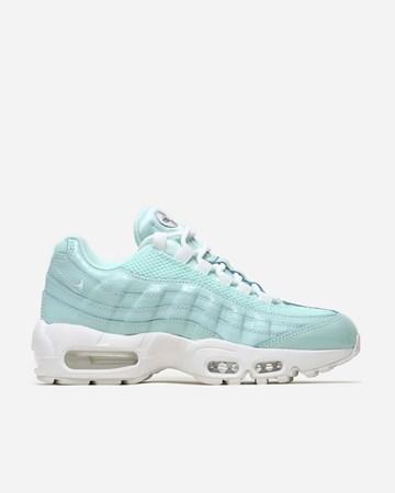 75f6b0f604 Nike Sportswear Air Max 95 Premium 807443 102 | Summit White/Vast ...