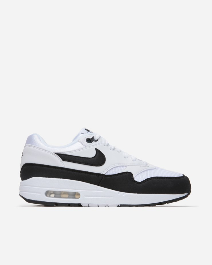 save off a4c91 e58f8 Nike Sportswear Air Max 1 White Black