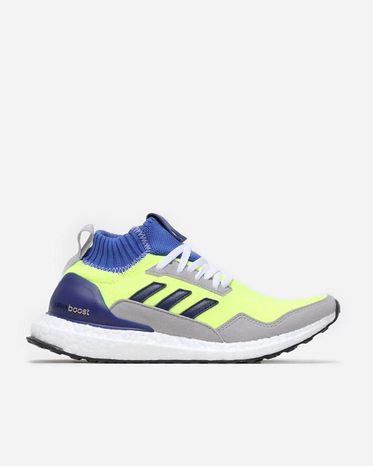 413dc93b2a470 Adidas Originals Adidas Consortium UltraBOOST Mid Solar Yellow