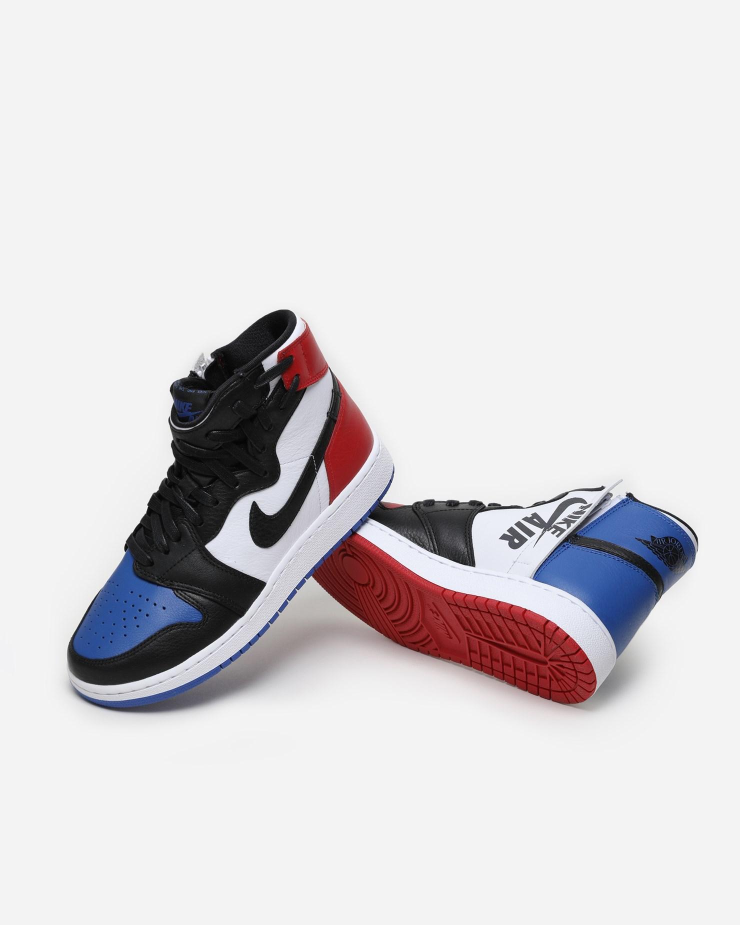 Jordan Brand Air Jordan 1 Rebel XX OG Black/Varsity Royal