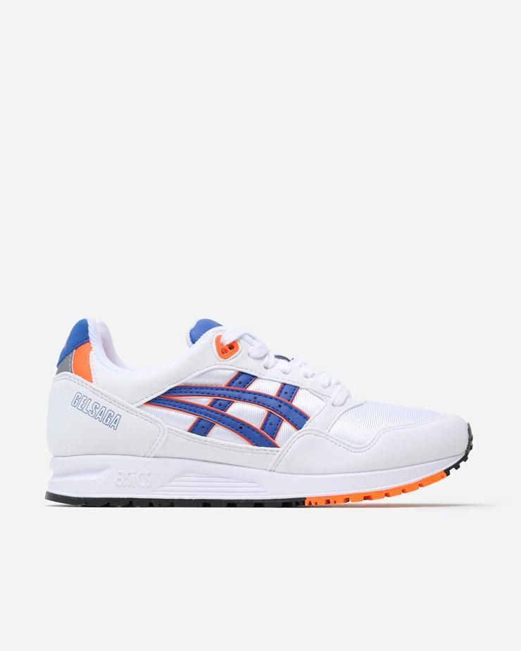 reputable site a177d 86755 Asics Gel Saga 1193A071 101 | White/Asics Blue | Footwear ...
