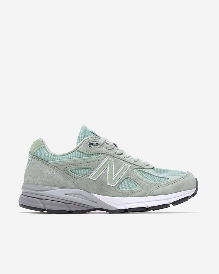 premium selection 356ad 35c6d ... 990 M990Bp4 Purple wild Indigo gold black white grey New Balance 990SM4  W990SM4 Silver Mint Footwear - Naked ...