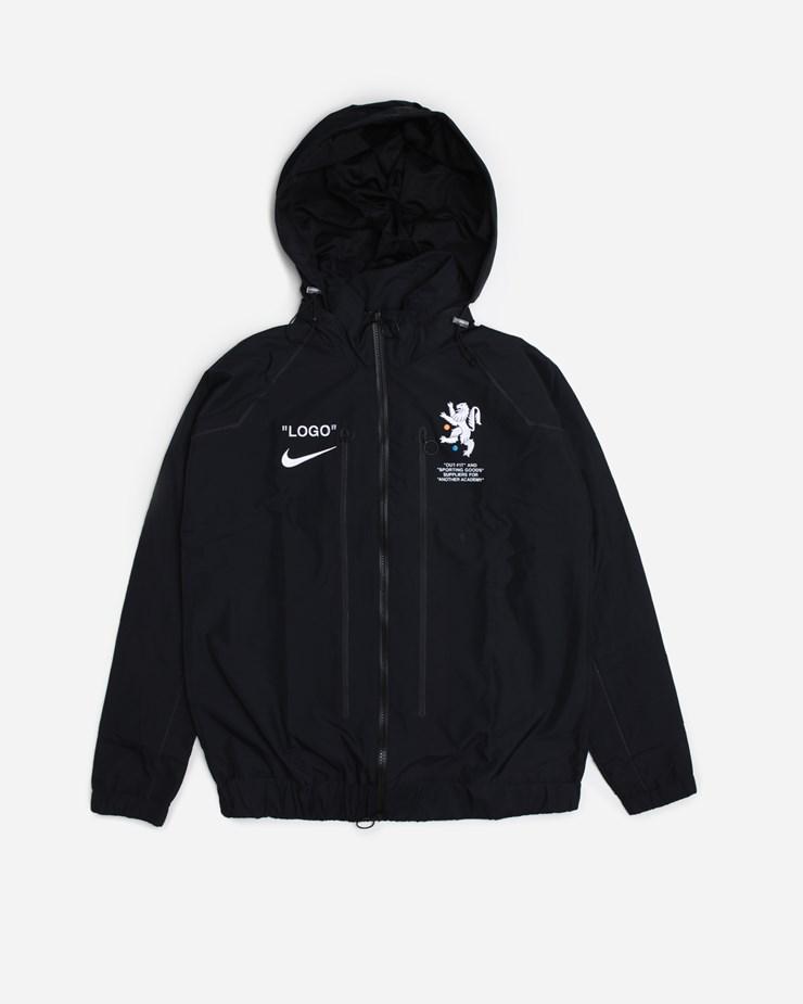 Nike Sportswear NikeLab x Off-White Track Jacket Black.  res.PriceFrom.