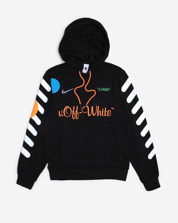 felpa nike x off white