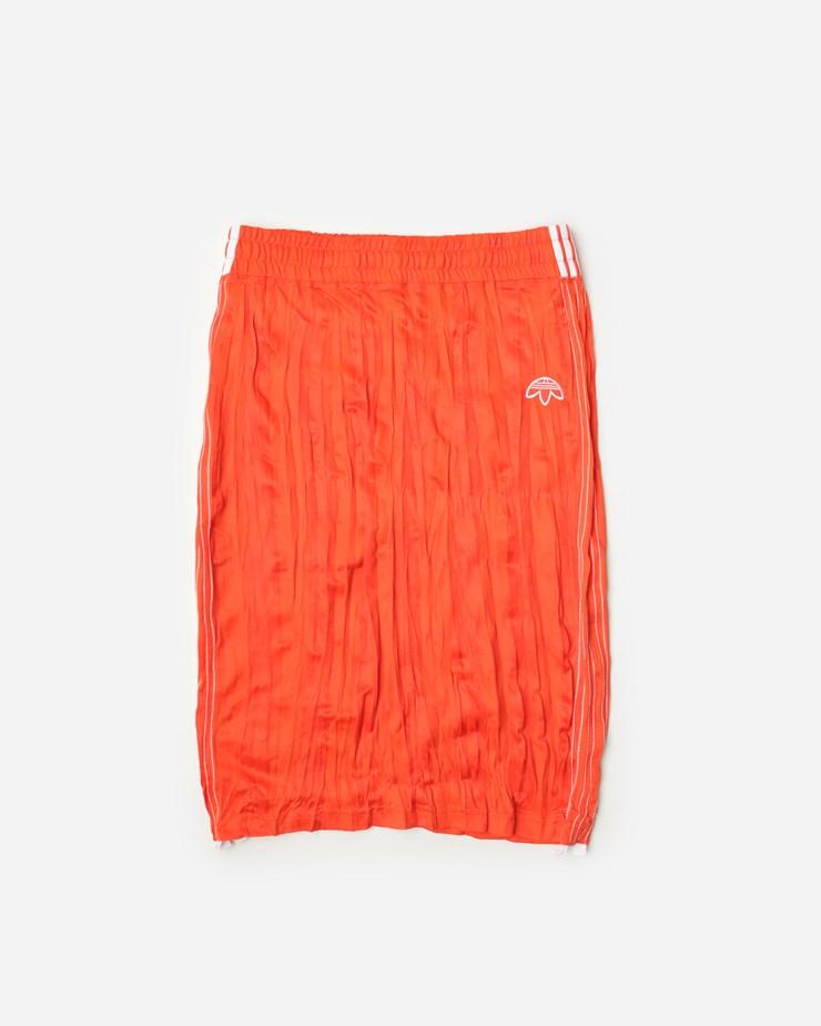 35854c2e06c Adidas Originals adidas Originals by Alexander Wang Skirt Bold Orange/White