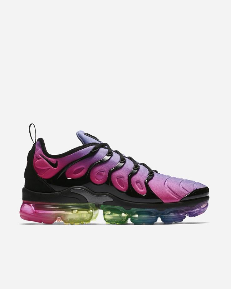 exclusive shoes save off los angeles Nike Air Vapormax Plus TN 'Be True' Purple Pulse/Black ...