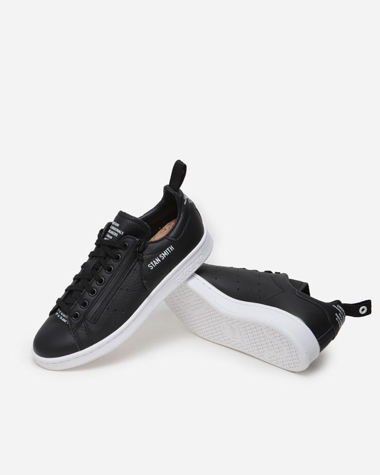 new arrival 9ca15 72096 Adidas Originals Stan Smith x Mita BB9252 | Black | Footwear ...