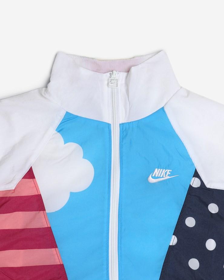 4e60f59de7 Nike Sportswear Parra x Nike Woven Warm Up Tracksuit AR4717 100 ...