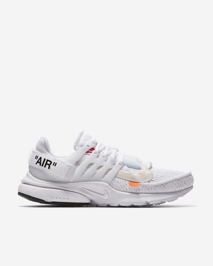 e43d5db0d374 Nike Sportswear OFF WHITE x Nike Air Presto AA3830 100