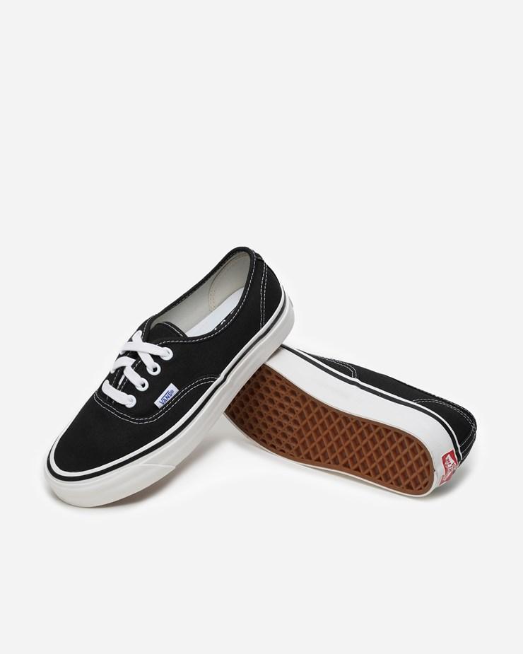 Anaheim Factory Authentic 44 DX Black Shoes | Black shoes