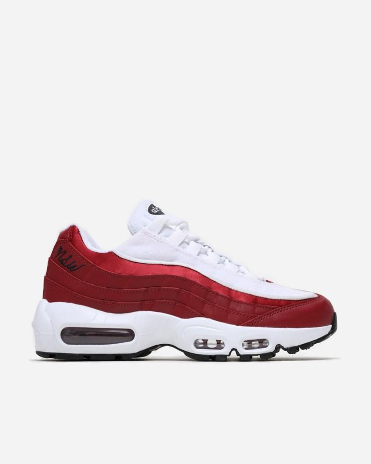 premium selection dbc47 0dd26 Nike Sportswear Air Max 95 LX Red Crush White