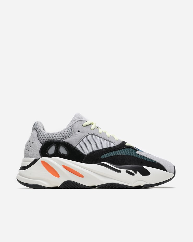 huge inventory cheapest professional sale Adidas Originals Yeezy Boost 700 Solid Grey/Chalk White ...