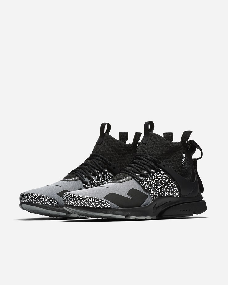 03b5e26eb107 Nike Sportswear Acronym x Nike Air Presto Mid AH7832 001