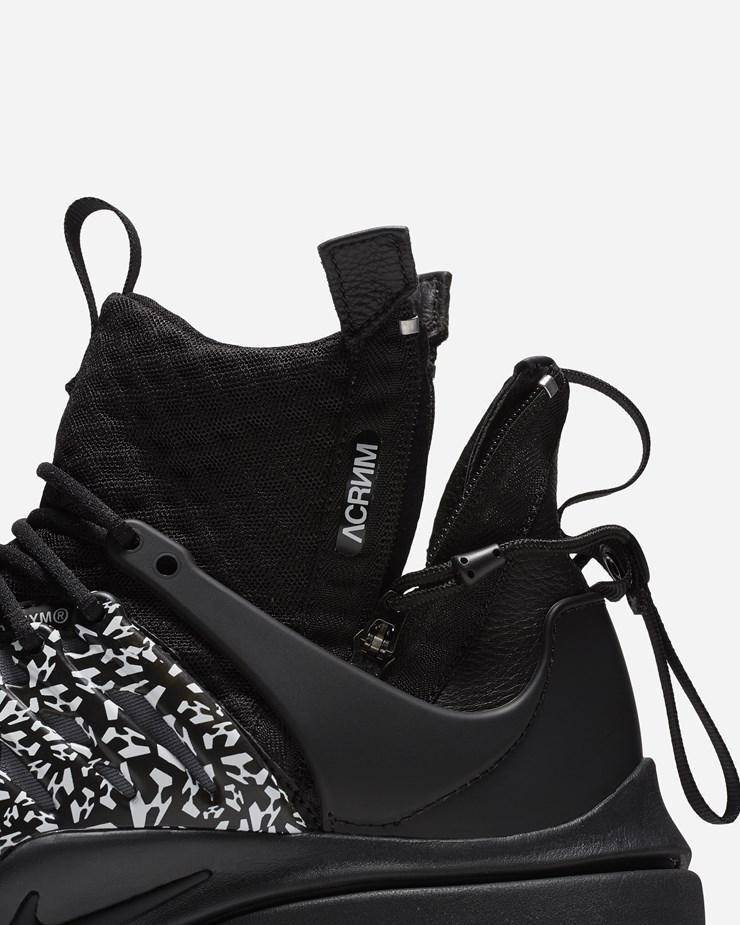 sports shoes 33e55 8fba5 Nike Sportswear Acronym x Nike Air Presto Mid AH7832 001  Co