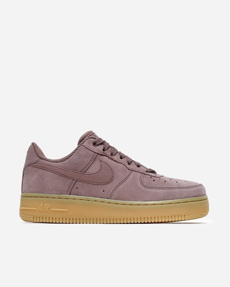 no sale tax designer fashion casual shoes Nike Air Force 1 '07 SE Smoukey Muave | AA0287 201 - Naked