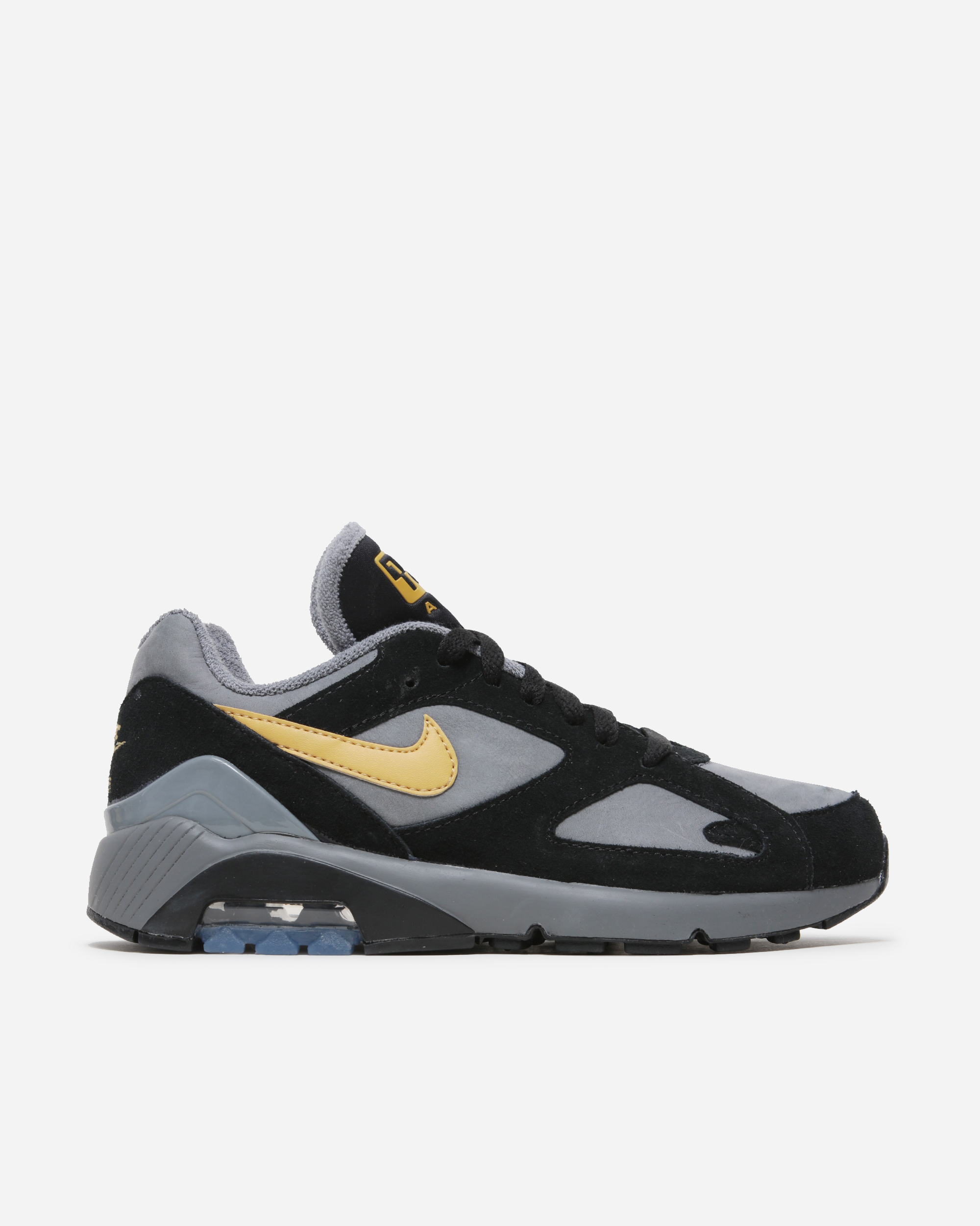 Nike Sportswear Air Max 180 Cool GreyWheat GoldBlack