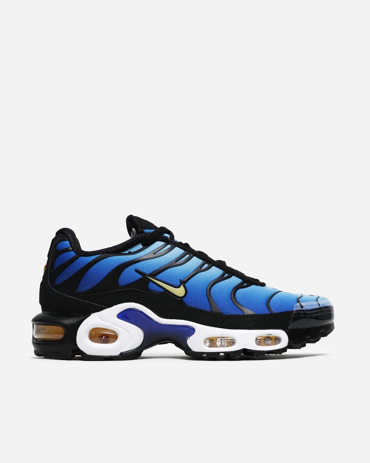 Nike Sportswear Air Max Plus TN OG Black/Chamois/Sky Blue