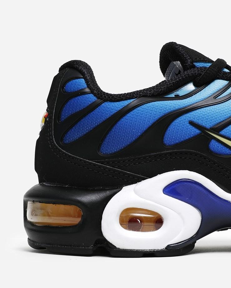 Nike Air Max Plus OG (Black, Chamois & Sky Blue)   END.