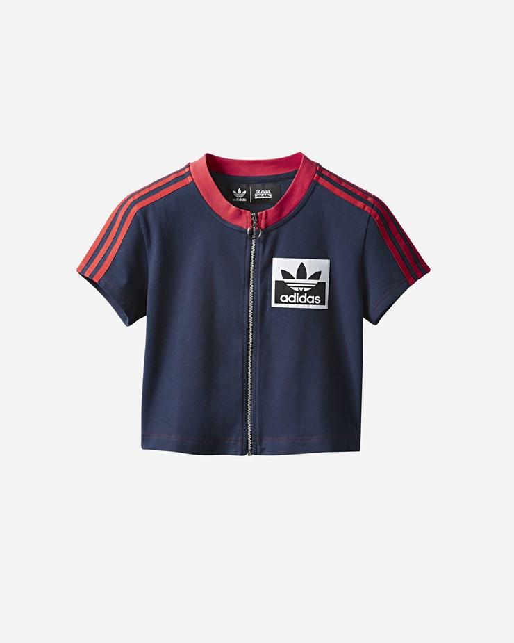 f61f21232db Adidas Originals Adidas x Olivia OBlanc Crop Top DZ0020