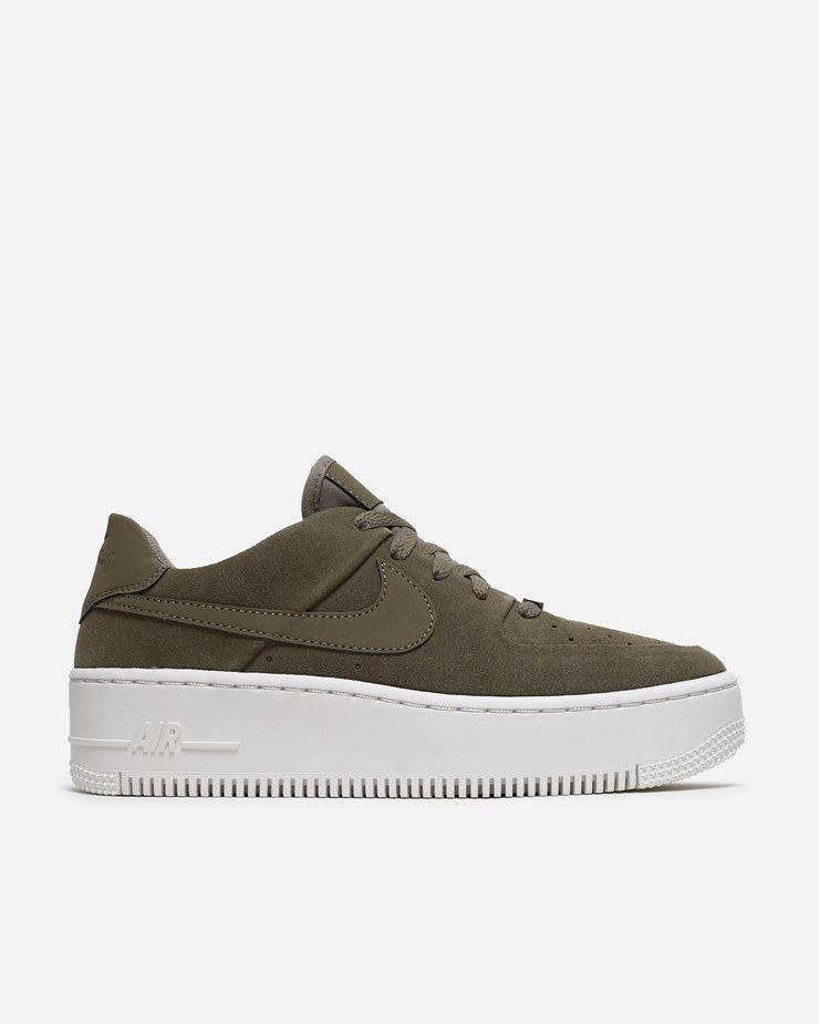 812222fcd Nike Sportswear Air Force 1 Sage Low Trooper Phantom