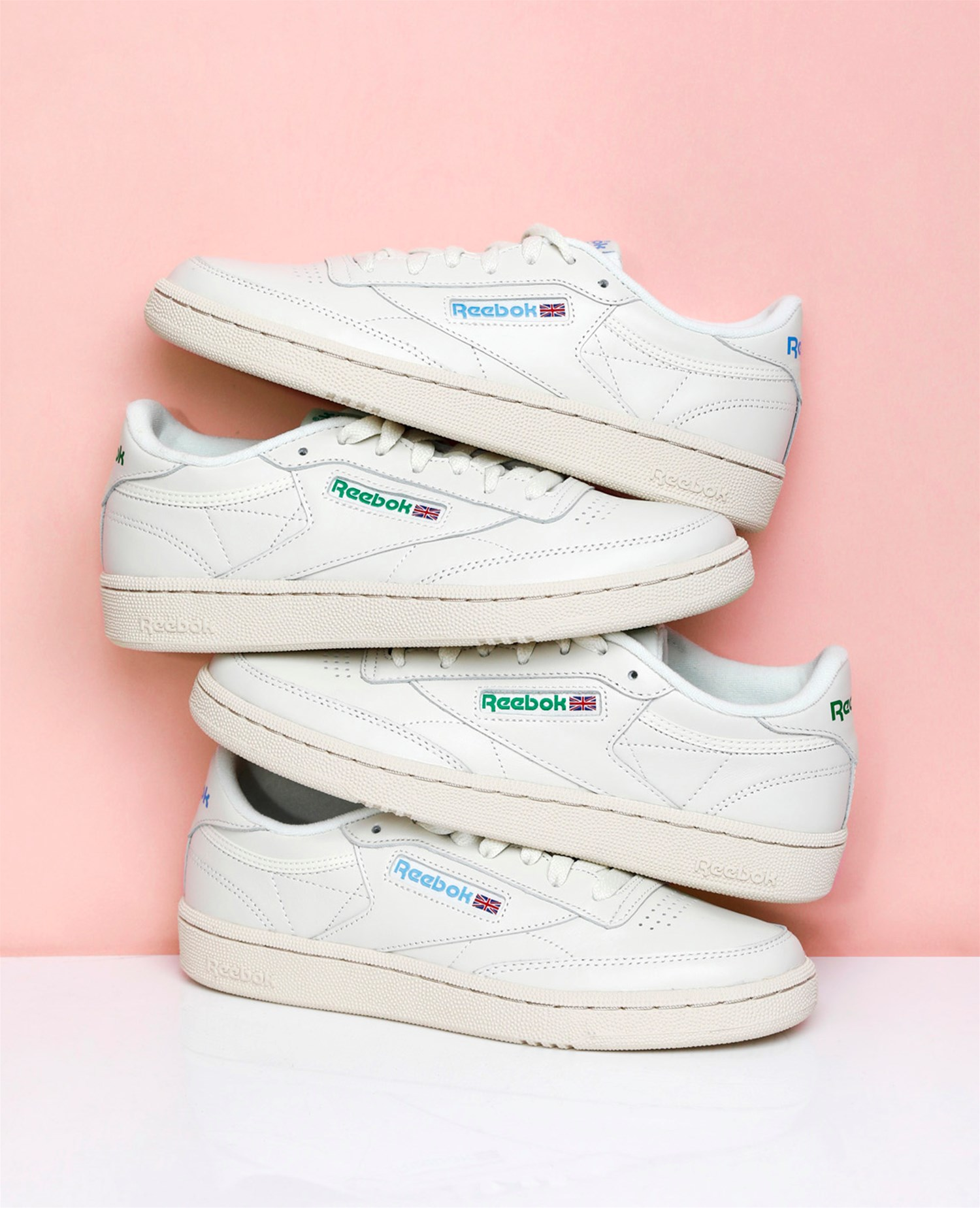 Naked - Supplying girls with sneakers