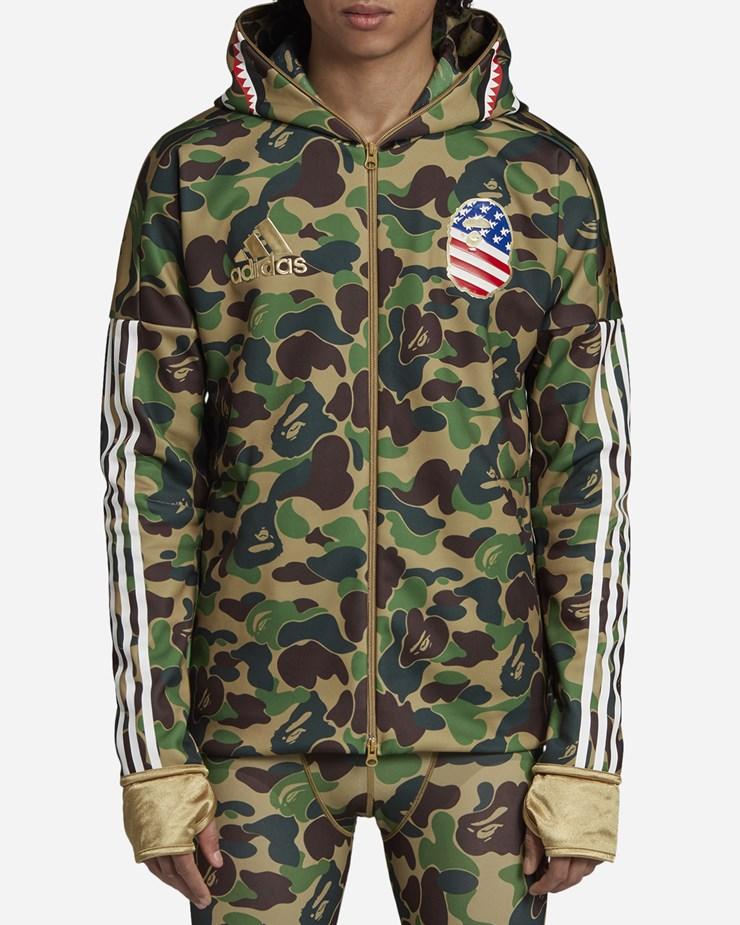 adidas football hoodie