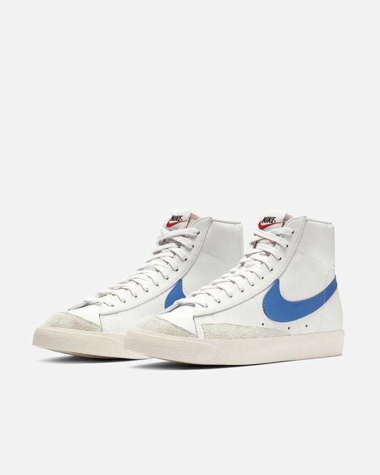 promo code 2fcdf 082df Nike Sportswear Blazer Mid 77 Vintage BQ6806 400  Pacific Bl