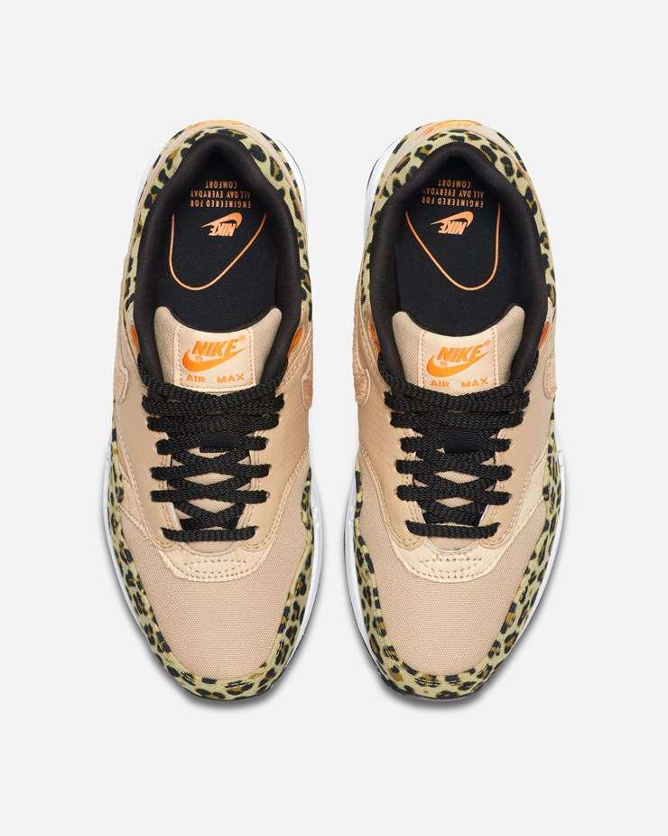 the best attitude 5e785 4a2e3 Nike Sportswear Air Max 1 PRM BV1977 200  Desert OreOrange P