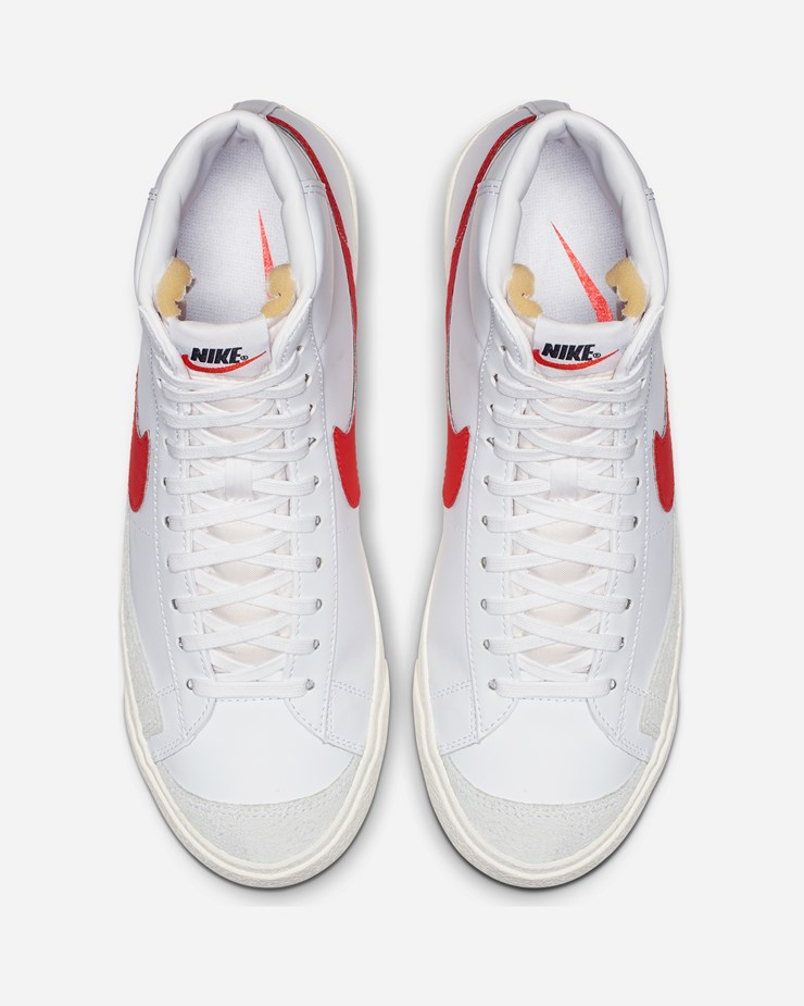 best authentic d2291 ab5ba Nike Sportswear Blazer Mid 77 VNTG BQ6806 600  Habanero RedS