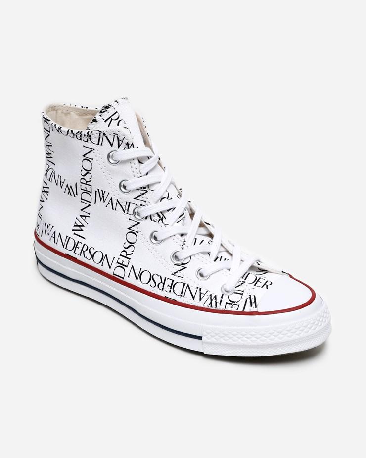 Converse JW Anderson Chuck 70 HI Canvas Shoes/Sneakers