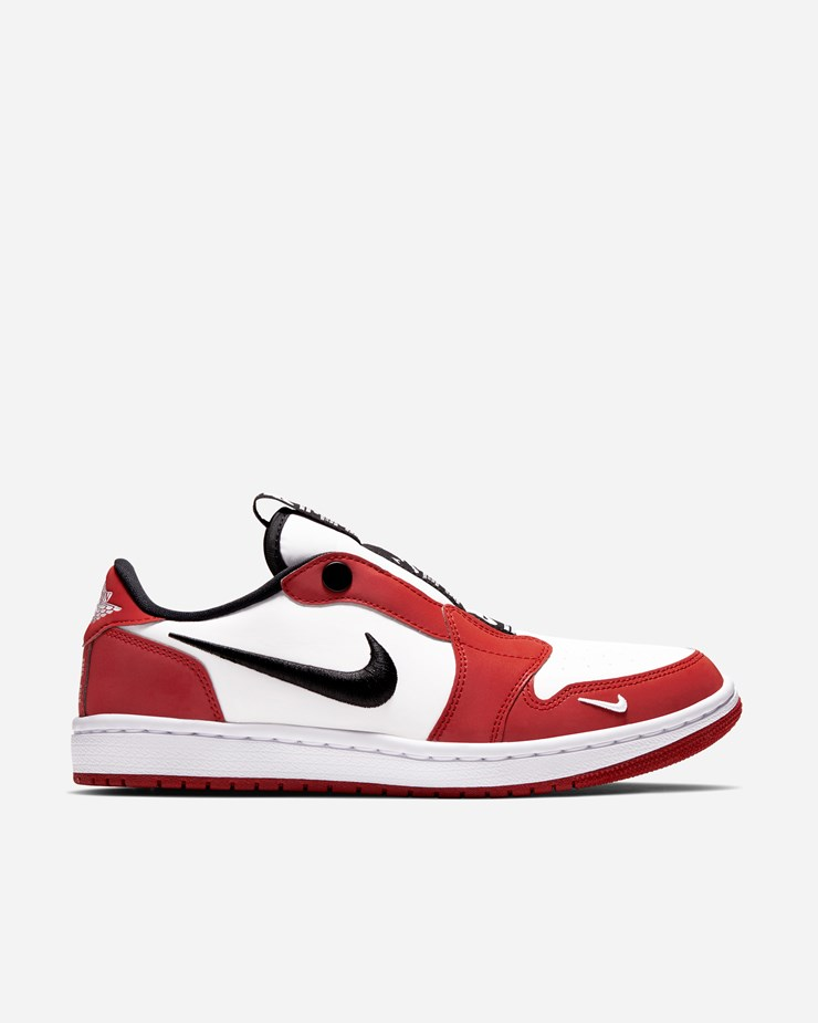 cheap for discount 923a4 13227 Jordan Brand WMNS Air Jordan 1 Low Slip NRG Varsity Red Black White