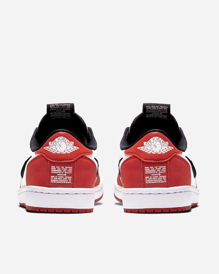 b056deb6f7e Jordan Brand WMNS Air Jordan 1 Low Slip NRG BQ8462 601 | Varsity Red ...