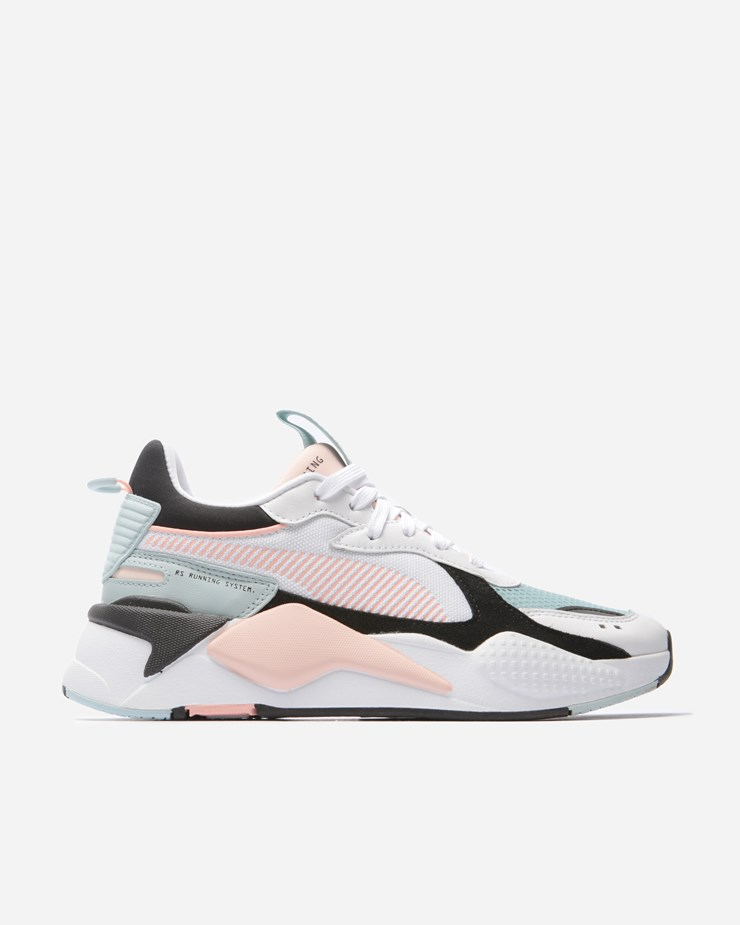 f2ae7f27 Puma RS-X Reinvention 369579 006 | White/Pink | Footwear - Naked