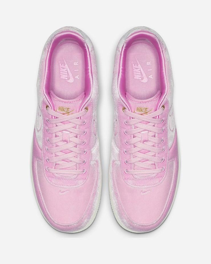 buy popular 3456e 6168e Nike Sportswear Air Force 1  07 PRM 3 AT4144 600   Pink Rise ...