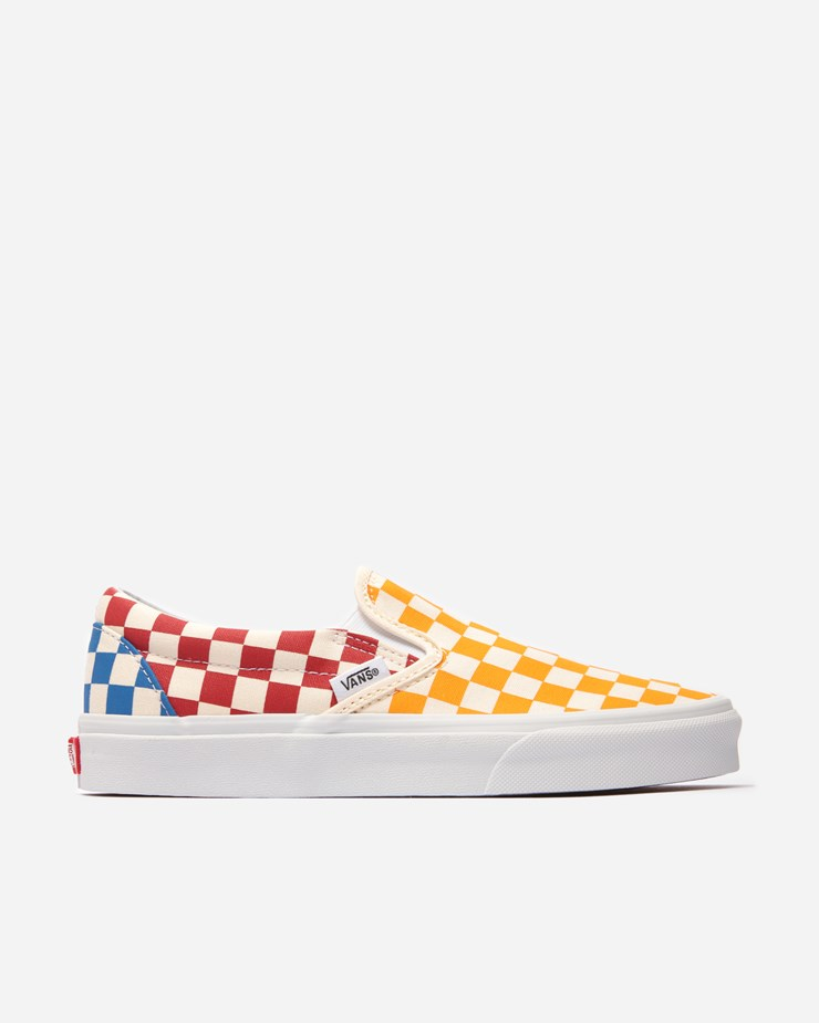 how to serch 2019 discount sale detailing Classic Slip-On Checkerboard
