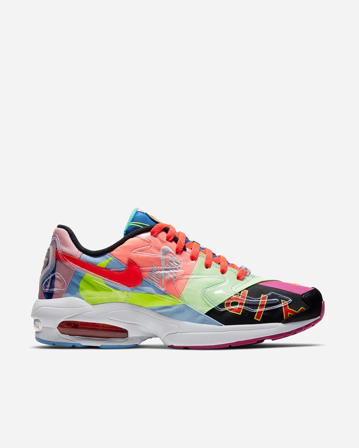 Nike X Atmos Air Max2 Light by Naked