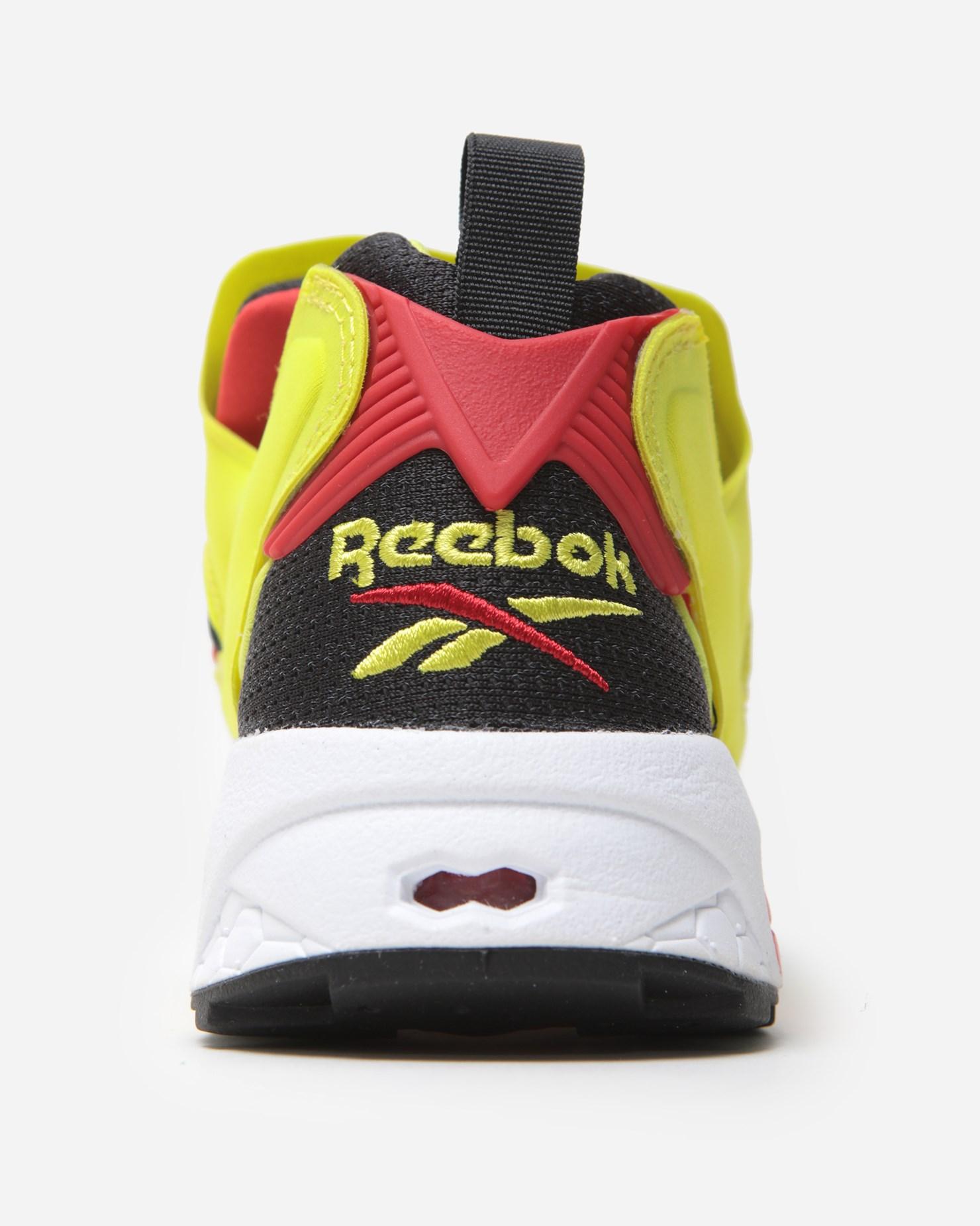 Reebok CLASSIC INSTAPUMP FURY OG CITRON at mita sneakers
