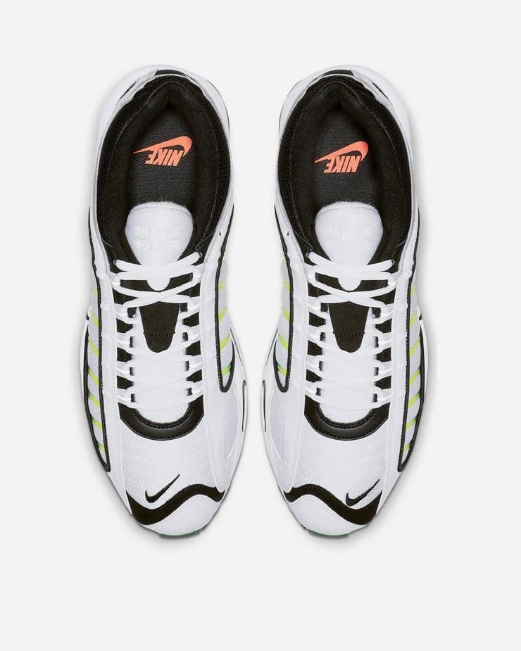 70d00c491b Nike Sportswear Air Max Tailwind IV AQ2567 100 | White/Volt/Black ...
