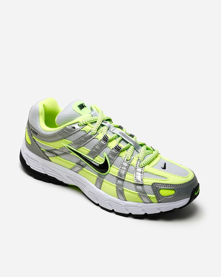 Nike x Naked P-6000 Volt Silver | CI7698-700 | The Sole Womens