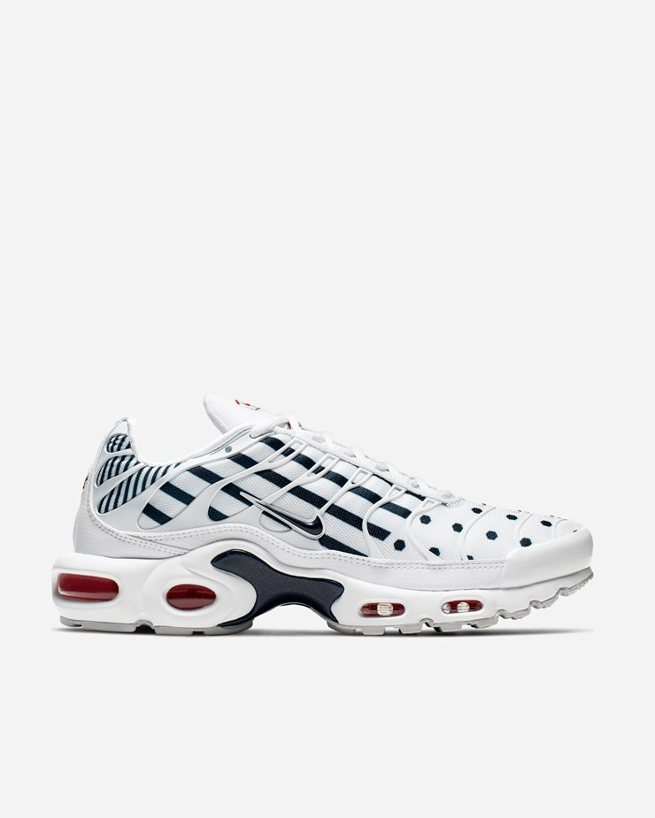 c706c04dd6 Nike Sportswear Air Max Plus TN Unité Totale CI9103 100 | White ...