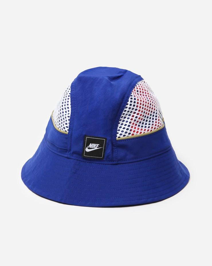 da01c170fdec6b Nike Sportswear Bucket Cap Mesh Deep Royal Blue