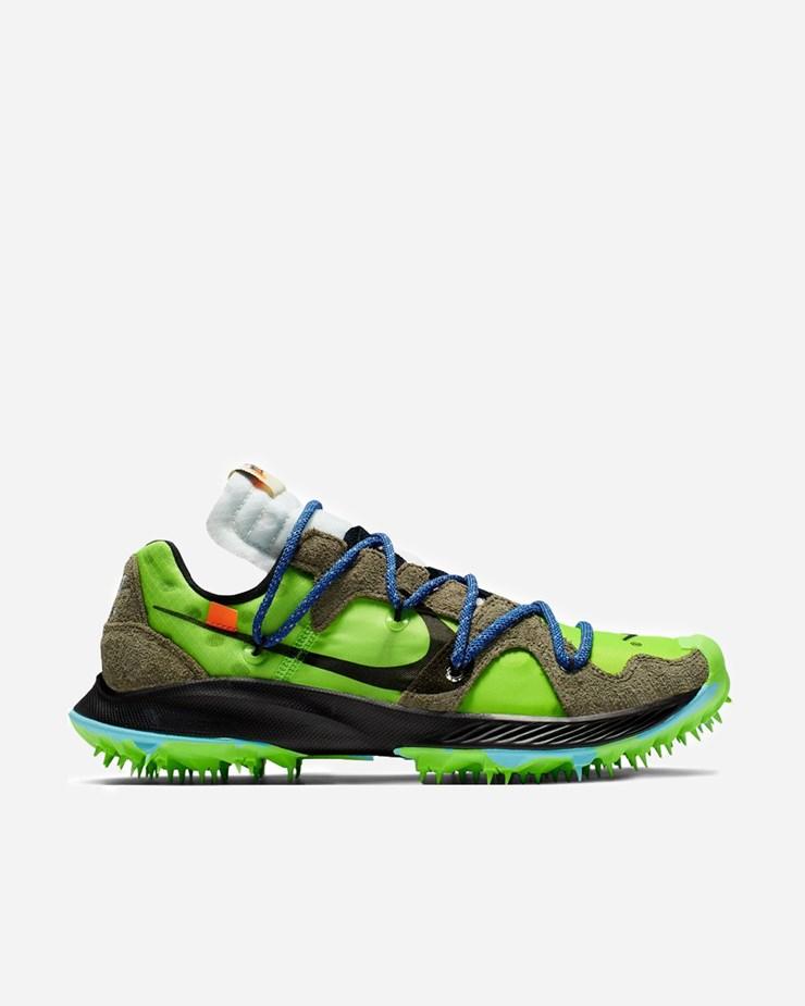 wysoka jakość ekskluzywne buty oryginalne buty Nike x Off White Zoom Terra Kiger 5