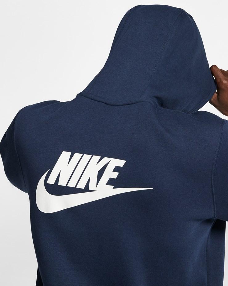 b98a1afaa Nike Sportswear Nike x Stranger Things Club Hoodie PO BB CQ3655 419 ...