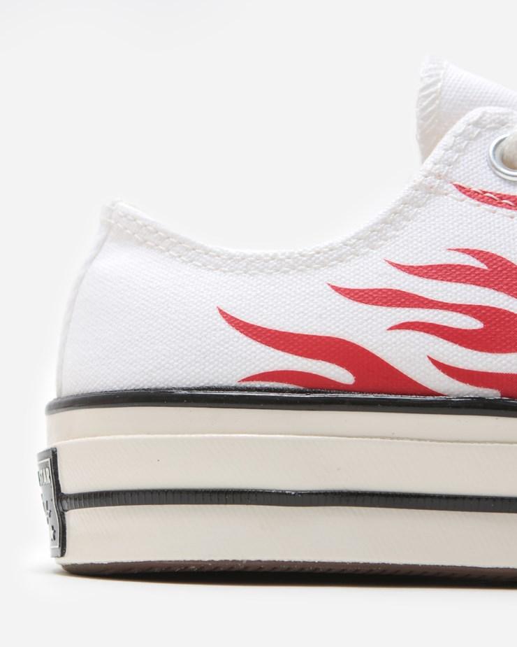 Converse Chuck 70 Ox White/Enamel Red   165029C